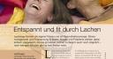 Bilder: © Marina Zlochin - Fotolia, Lachyogaschule Stuttgart