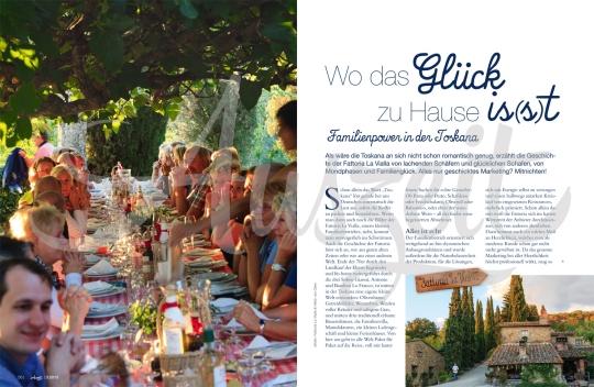 Bilder: Auerbach Verlag, Fattoria La Vialla & Hetty van Oijen