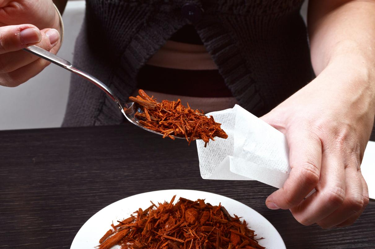 Der Teebeutel-Tipp: