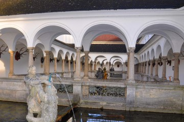 Abschalten, alles hinter sich lassen - eine Auszeit im Kloster