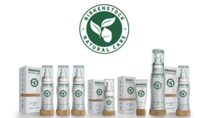 Kosmetikserie Birkenstock Natural Care