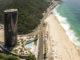 Blick auf das Gran Meliá Nacional Rio