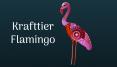 Die Bedeutung des Krafttier Flamingo