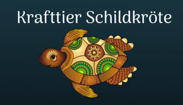 die Schildkröte ist ein weises Tiergeistwesen, wenn du ihr folgst