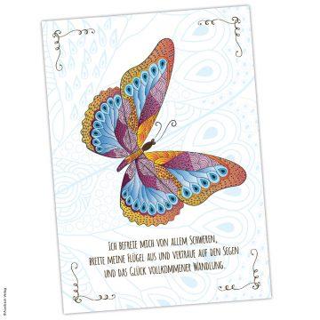 Schmetterling als Krafttier