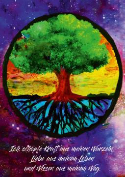 Lebensbaum Poster