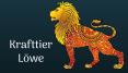 Der Loewe als Krafttier
