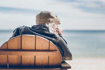 Alter Mann am Meer Tipps