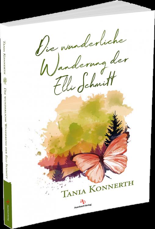 Buch Elli Schmitt Tania Konnerth Auerbach Verlag