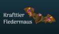 Fledermaus als Krafttier