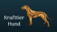 Hund als Krafttier