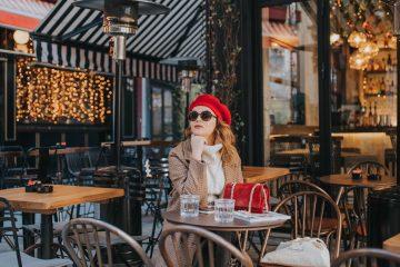 Single Cafe Date