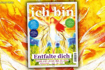 ICH BIN Cover