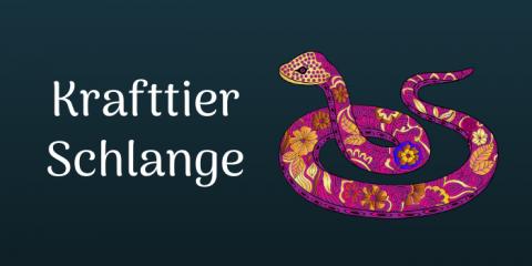 Schlange als Krafttier
