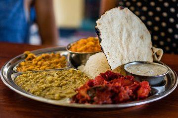indisch flatbread
